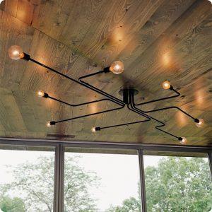 Vintage mennyezeti lámpa