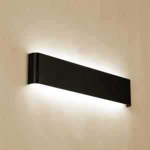 Modern minimalist alu lámpa