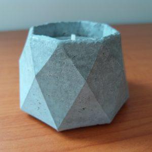 Geometrico gyertyatartó