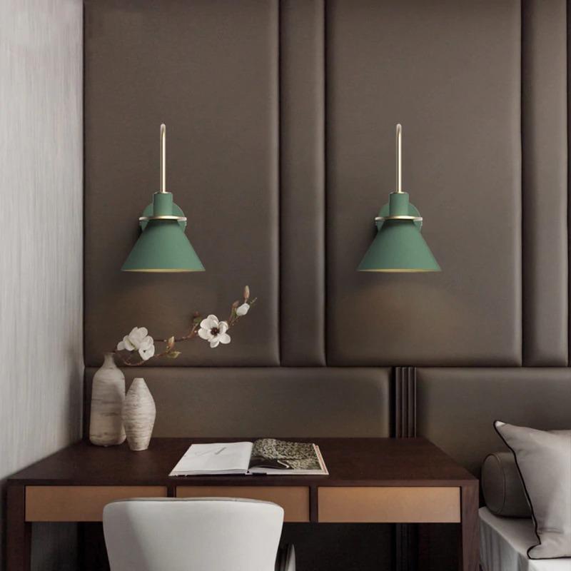 modern minimalist fali lámpa home