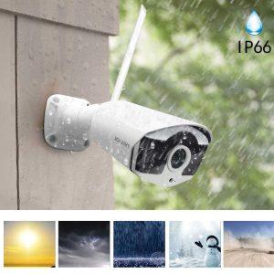 Jooan 3MP kültéri wifi IP kamerarendszer