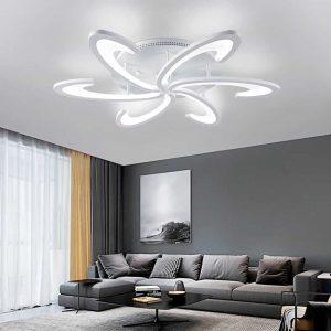Galaxy mennyezeti modern LED lámpa