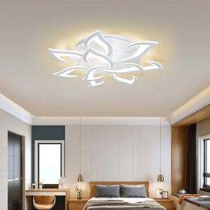 Flowee mennyezeti modern LED lámpa