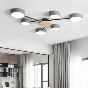 Nordico mennyezeti LED lámpa