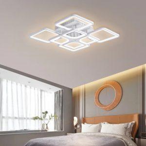 Lustor mennyezeti modern led lámpa