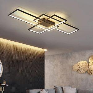 Alfa mennyezeti modern led lámpa