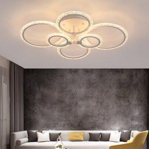 Luminar mennyezeti modern led lámpa